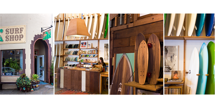Mollusk Surfshop - Outer Sunset