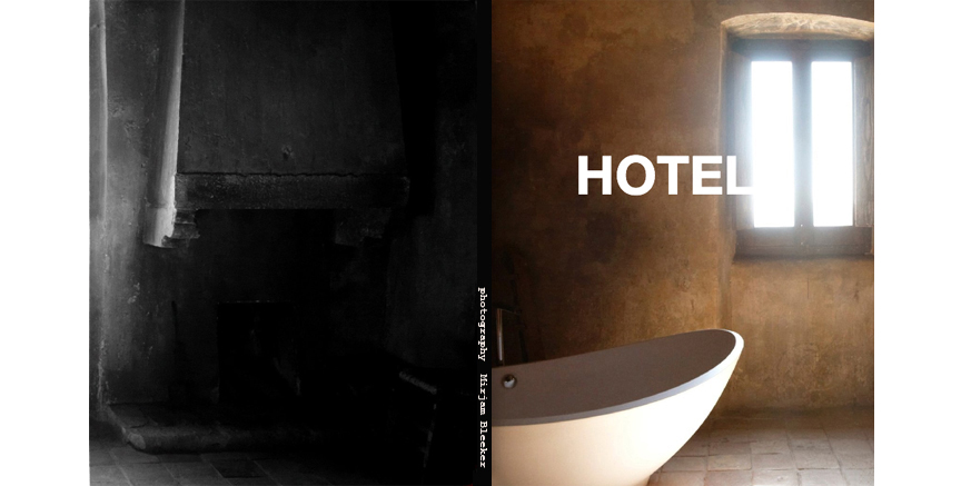 I have photographed many hotels during my travels